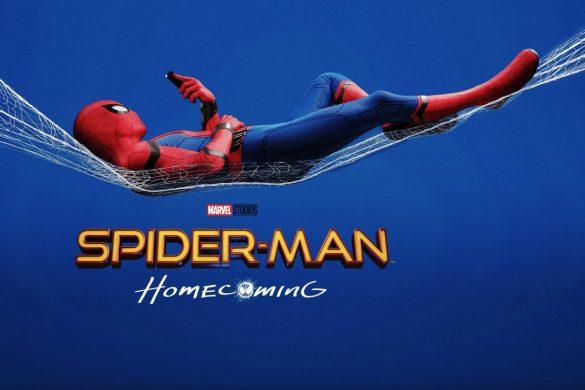 Spider man home 1