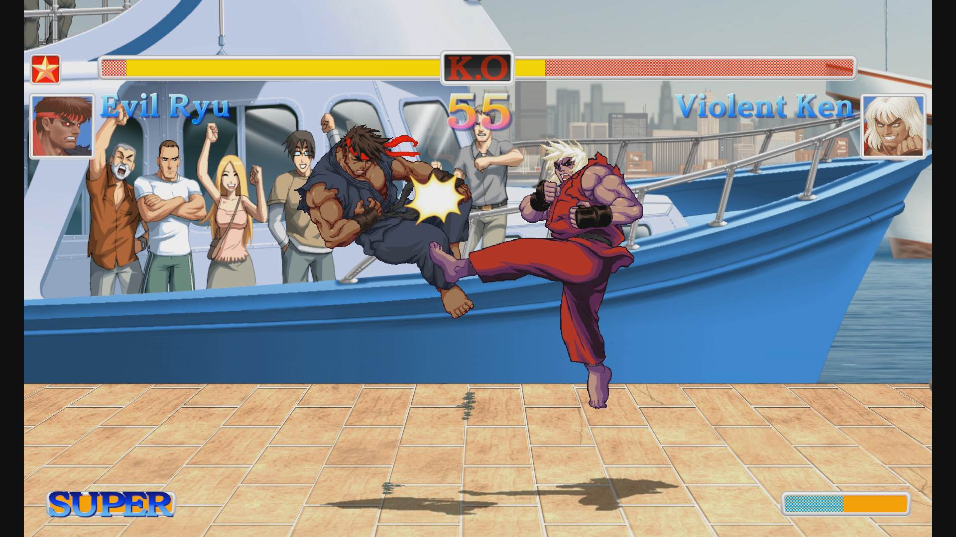 Ultra-Street-Fighter-2-Switch-evil-ryu-vs-violent-ken