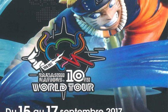 tamashii nation world tour