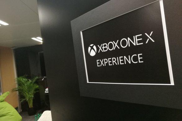 xbox one x lounge