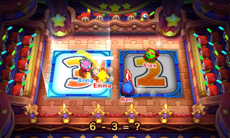 """Contre toutes attentes, il ne s'agit pas d'un """"Kirby Party"""""""
