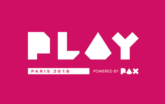 Prochain event…PLAY by PAX  le 21-22 Avril 2018
