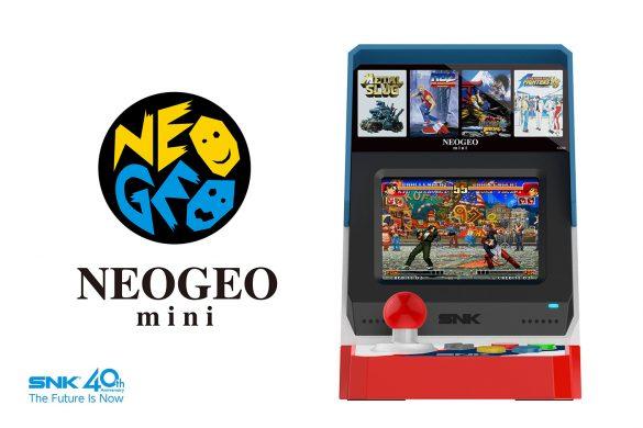 Neo-geo-mini