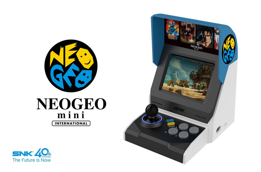 NEOGEOmini_International_Side