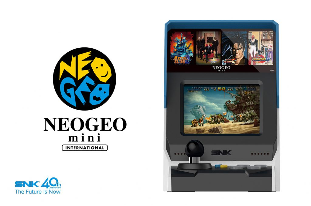 NEOGEOmini_international_Front