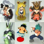 figure dbz one piece