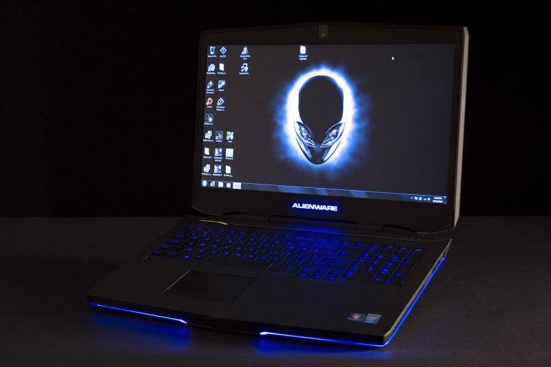 L'Alienware 17 fait son arrivée