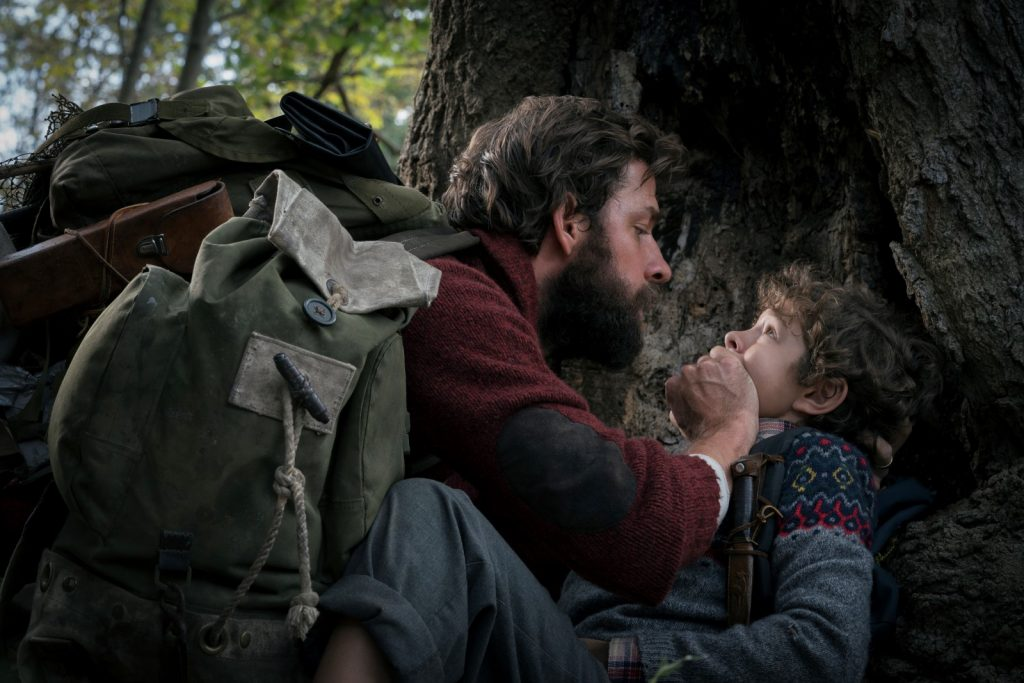 quiet place sans un bruit