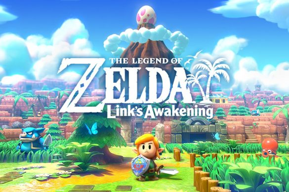 Switch link's awakening